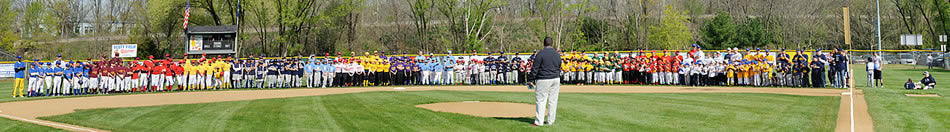 Pottstown Little League 2012 Opening Day